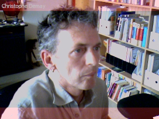 webcam WWW-CD.ORG Christophe Demay
